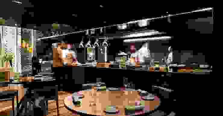 Restaurante Loco L2AC lda Espaços de restauração modernos