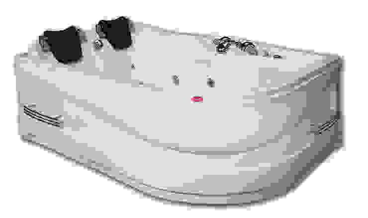de Yapıes Banyo Mediterráneo Fibra natural Beige