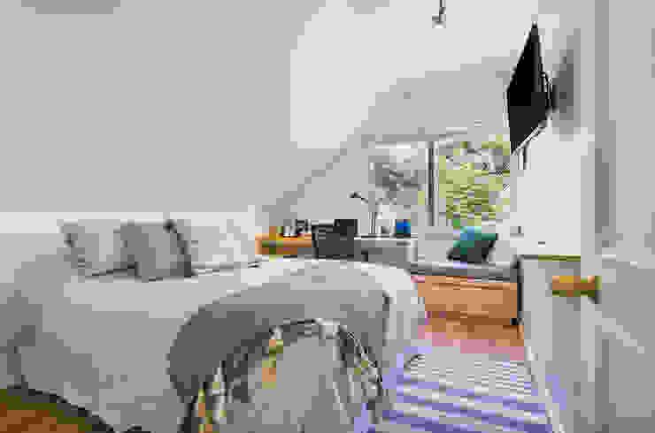 Dormitorio Juvenil de Klover Escandinavo
