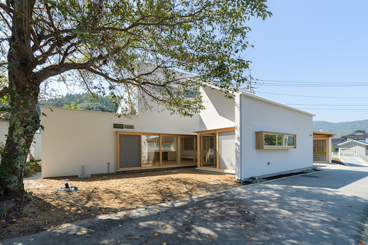 WADAGUMI Wooden houses Solid Wood White