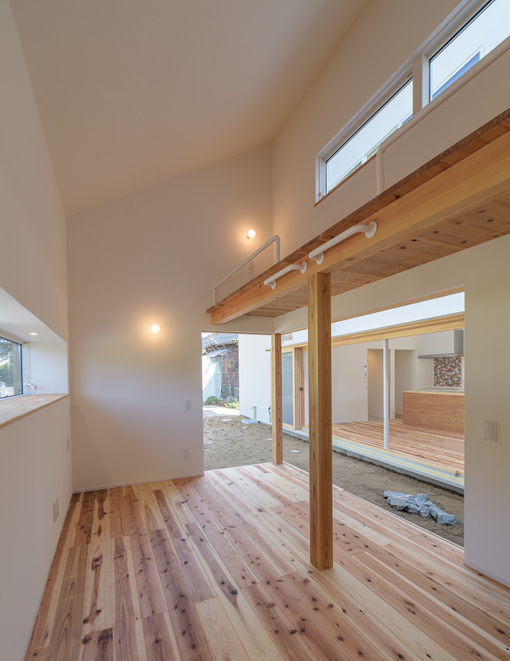 WADAGUMI Small bedroom Solid Wood White