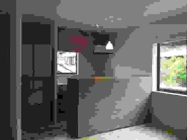 WADAGUMI Small kitchens Solid Wood White