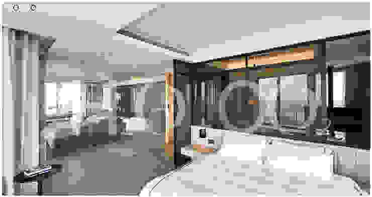 次臥室 根據 光合作用設計有限公司 現代風
