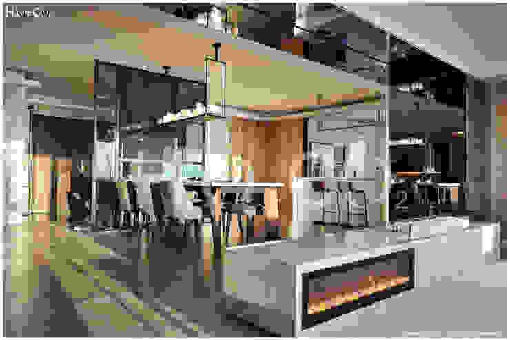 客廳 根據 光合作用設計有限公司 現代風