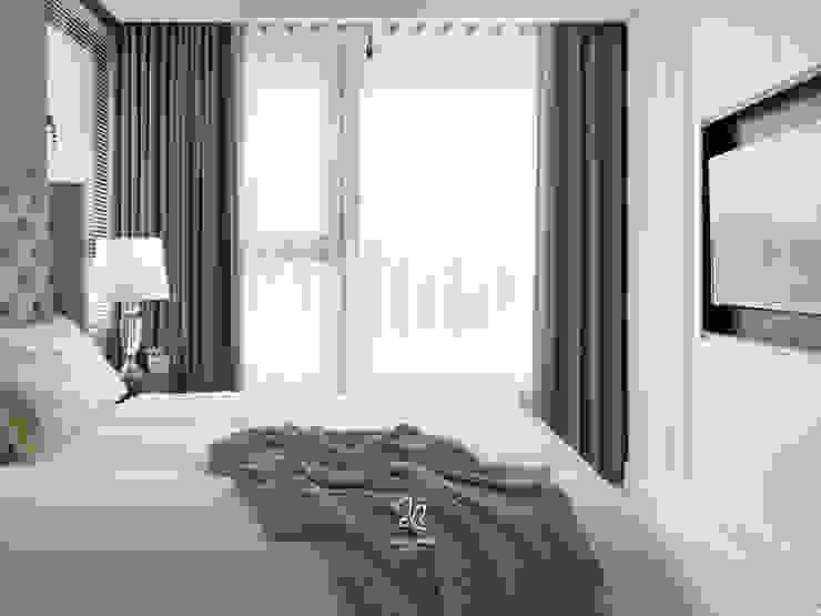 鳶尾花 根據 成綺空間設計 古典風