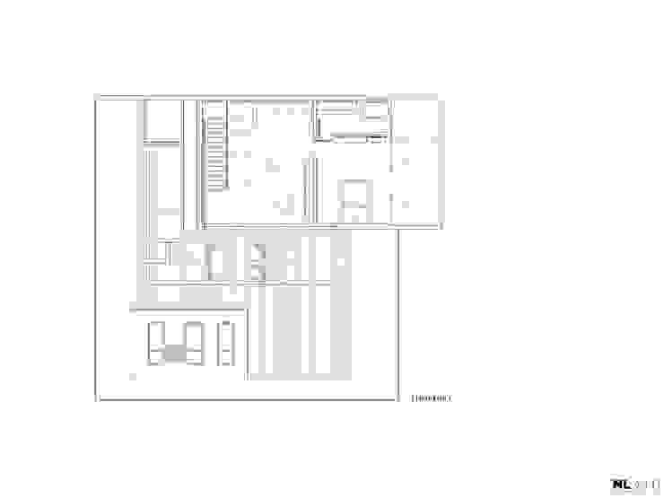 Planta Piso 2 por Nuno Ladeiro, Arquitetura e Design