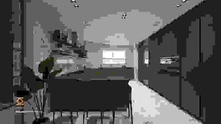 Kitchen Modern kitchen by ICONIC DESIGN STUDIO Modern