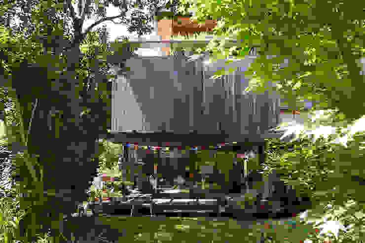 CASA OLIVOS STICOTTI Casas de madera