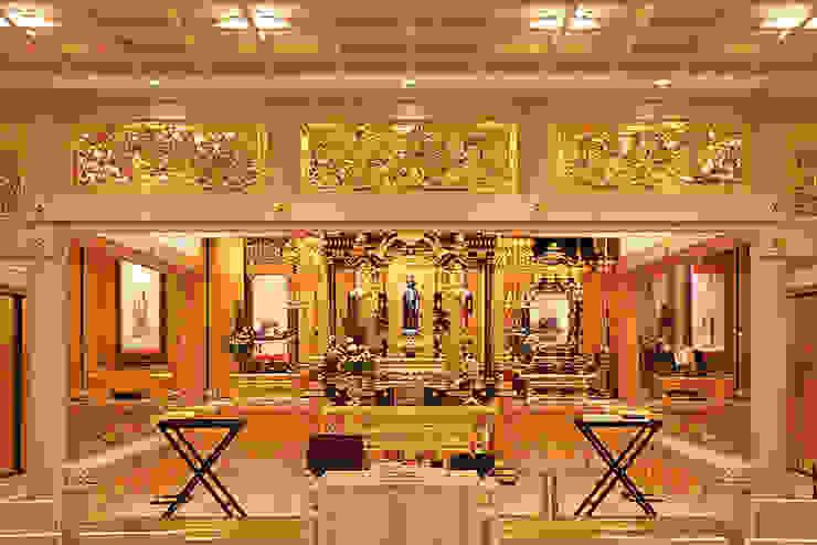 東京デザインパーティー 照明デザイン 特注照明器具 Spazi commerciali in stile asiatico