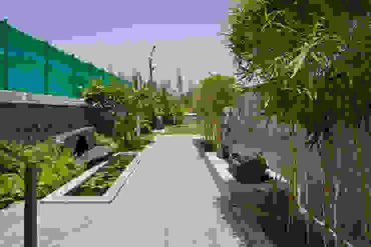 BEACH ESTATE : AKSHI, ALIBAG by Bric Design Group Asian