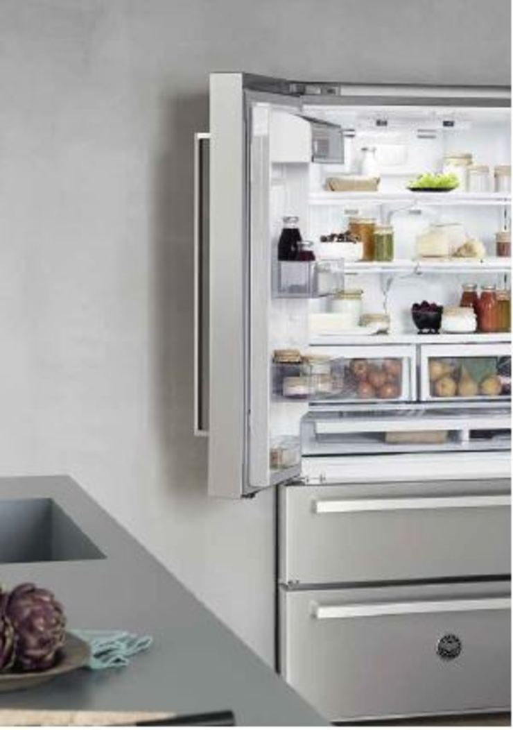 Bertazzoni ROOM 66 KITCHEN&MORE Cucina moderna