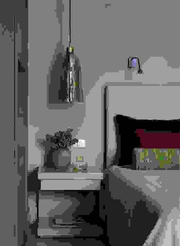 Дизайн бюро Татьяны Алениной Modern style bedroom