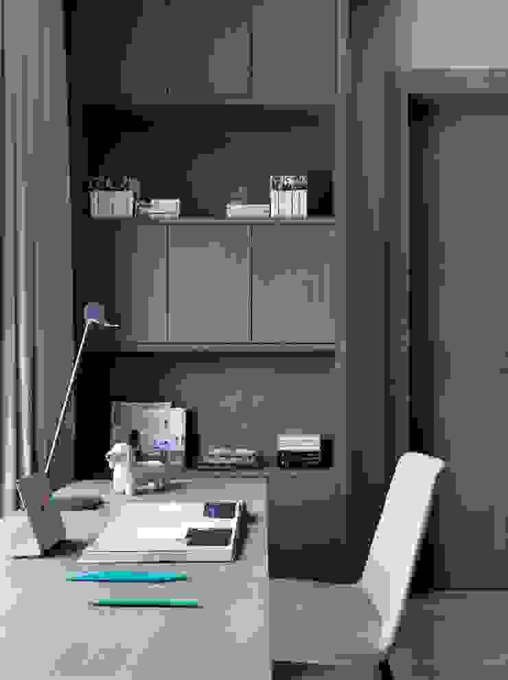 Дизайн бюро Татьяны Алениной Modern study/office