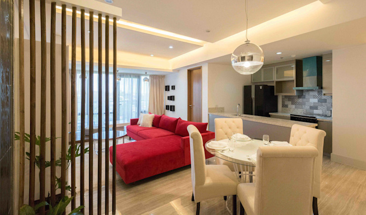Botanika Nature Residences / Filinvest Group by TG Designing Corner Modern