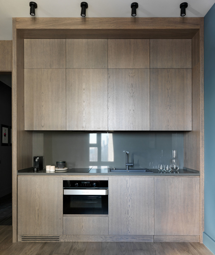 Дизайн бюро Татьяны Алениной Modern kitchen