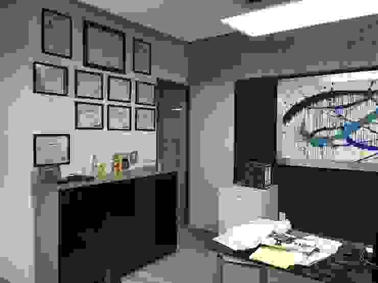 Oficina Directiva. Antes de Soma & Croma Moderno