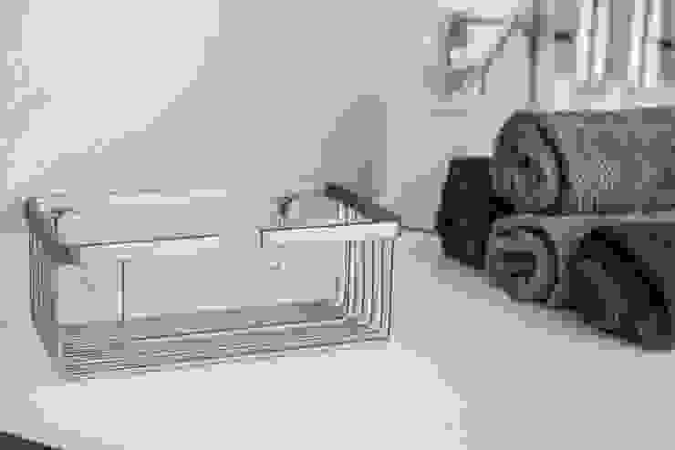 Idearredobagno.it Salle de bain moderne Cuivre / Bronze / Laiton Métallisé / Argent