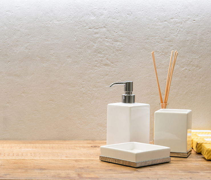 Idearredobagno.it Salle de bain moderne Céramique Blanc
