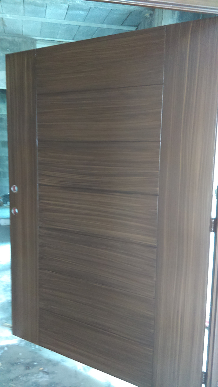 Herrería CHS 前門 鐵/鋼 Wood effect