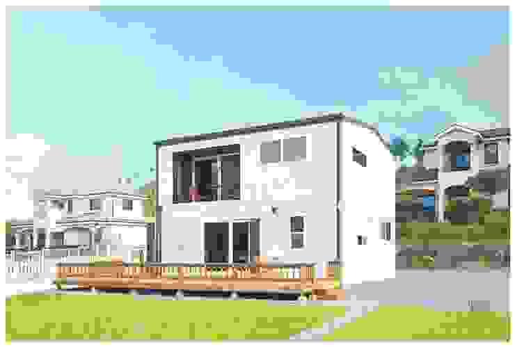 화목함이 비추는 집 by 공간제작소(주) 모던 세라믹