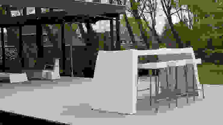 ONE TO SIT - indoor & outdoor furniture Garden Furniture Plastic White