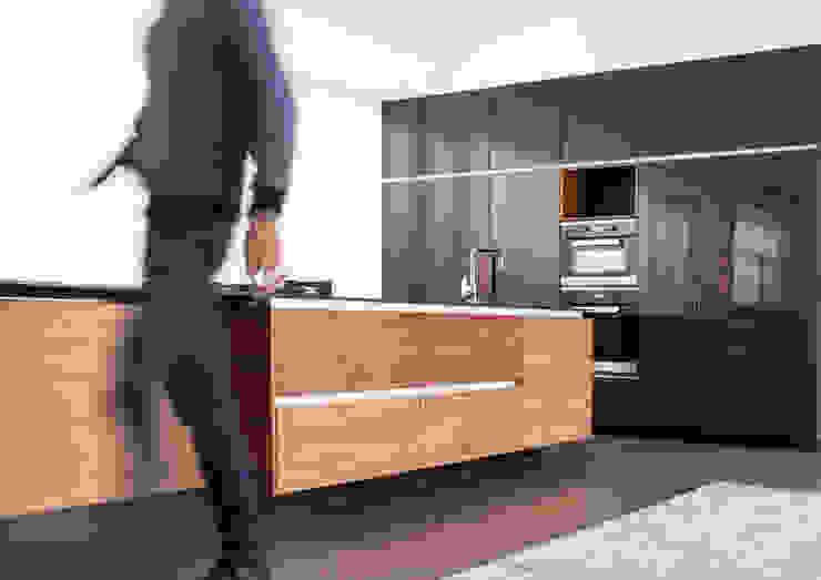 5 Fin Whale Way Modern kitchen by SALT architects Modern