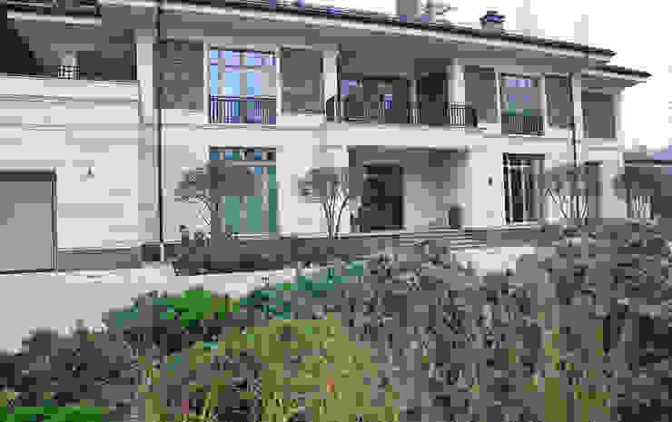 ARCADIA GARDEN Landscape Studio Jardins de fachadas de casas