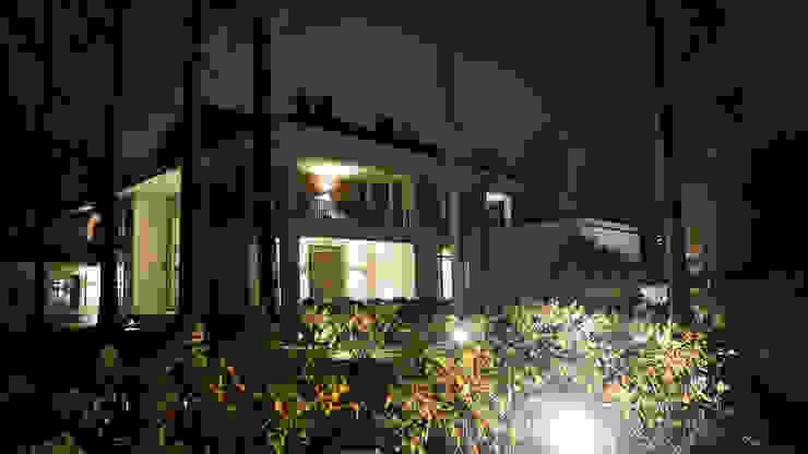 ARCADIA GARDEN Landscape Studio Jardins modernos