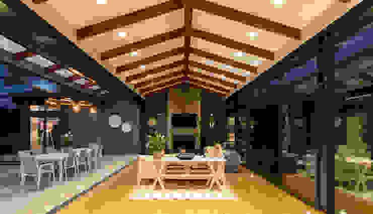 Livings modernos: Ideas, imágenes y decoración de Hugo Hamity Architects Moderno
