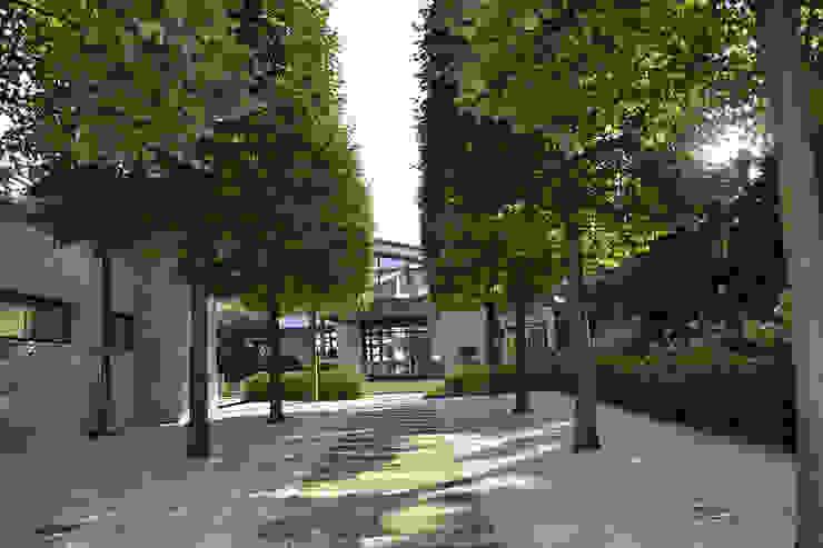 Jardines modernos de ARCADIA GARDEN Landscape Studio Moderno