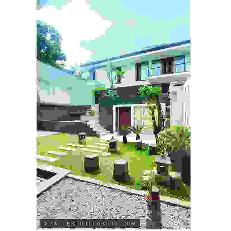 Sukamulya House - Bandung Oleh CV Berkat Estetika Tropis Batu