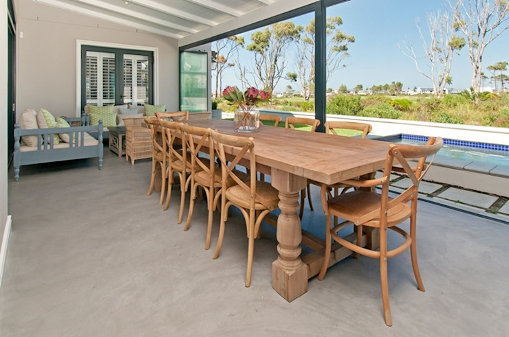 Outdoor Dining Overberg Interiors 露臺
