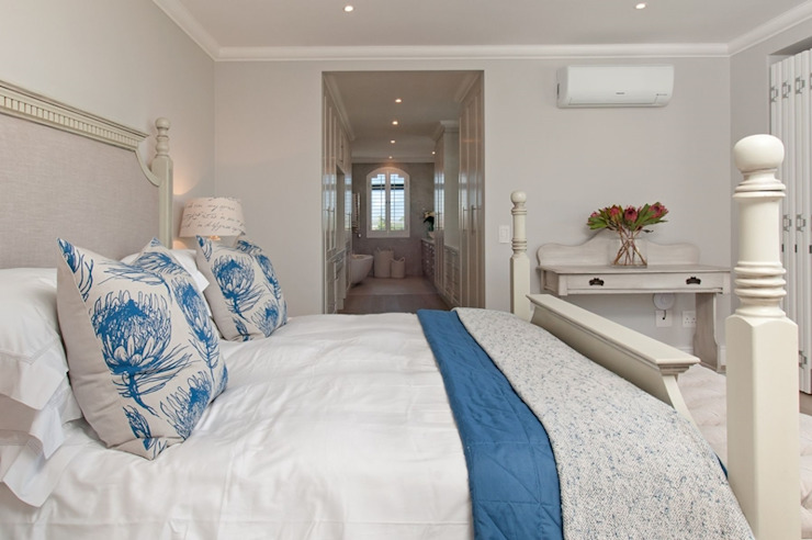 Master Bedroom Overberg Interiors Classic style bedroom