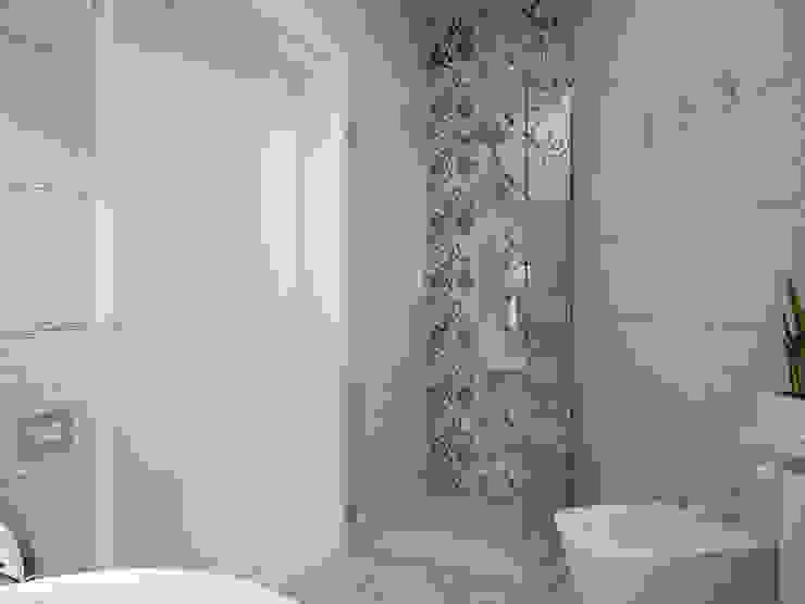 mcp-render Ванная комнатаВанны и душевые Белый