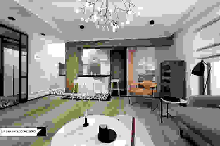 LESINSKA CONCEPT Living room