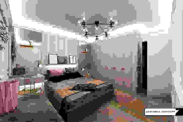LESINSKA CONCEPT Dormitorios de estilo rústico