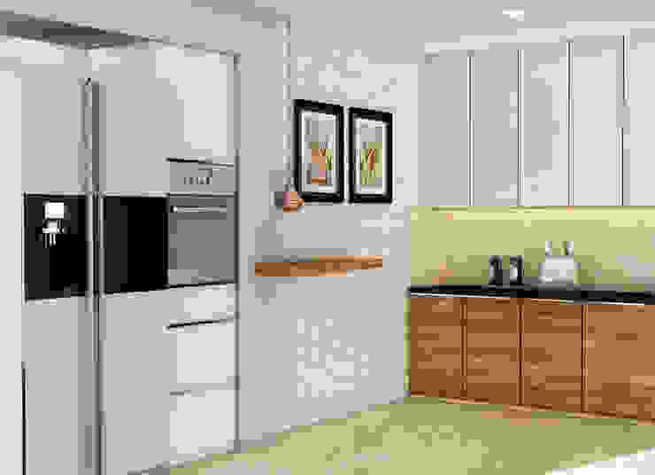 Minimalist kitchen by Midas Dezign Minimalist