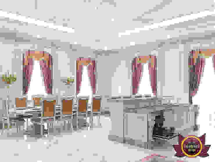 Open Space Interior Designer by Luxury Antonovich Design