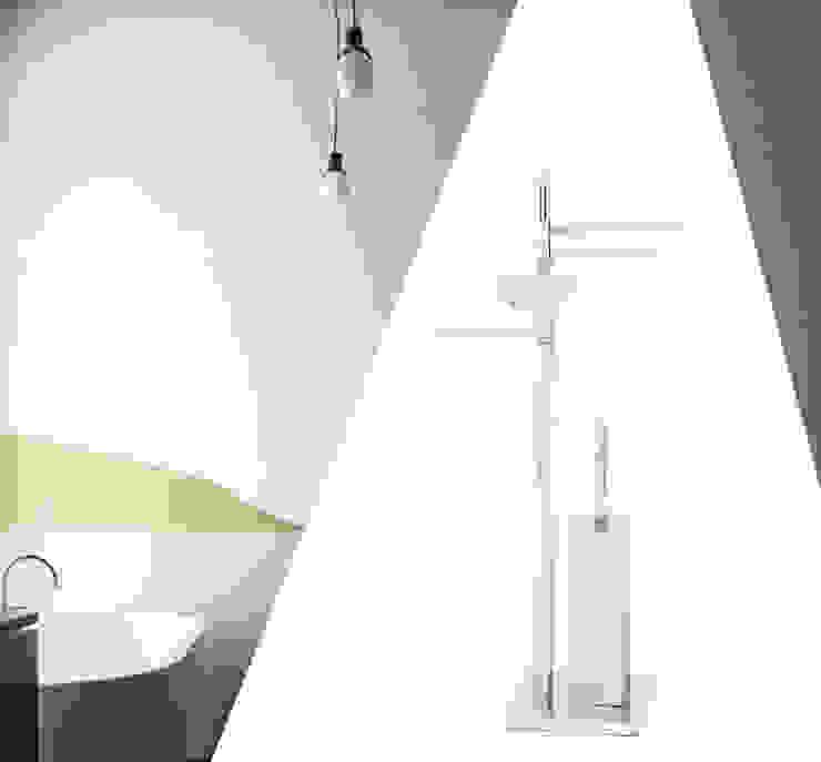 Piantana da bagno IdeArredoBagno, qualità e prezzo Idearredobagno.it Bagno minimalista Rame / Bronzo / Ottone Metallizzato/Argento