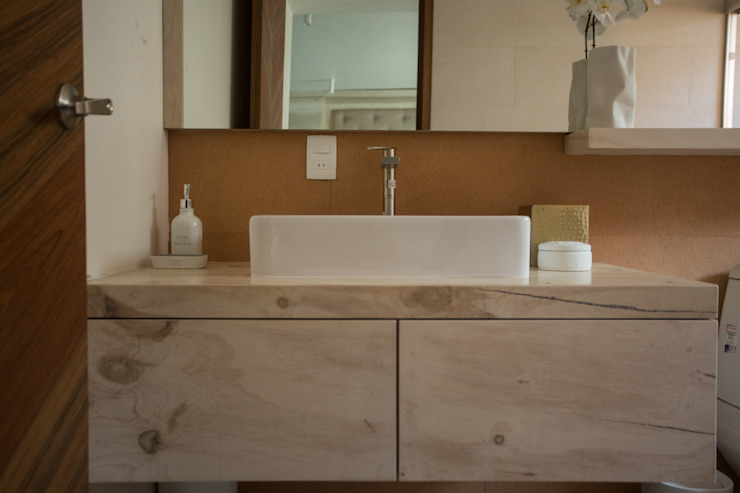 Rustikale Badezimmer von Soma & Croma Rustikal