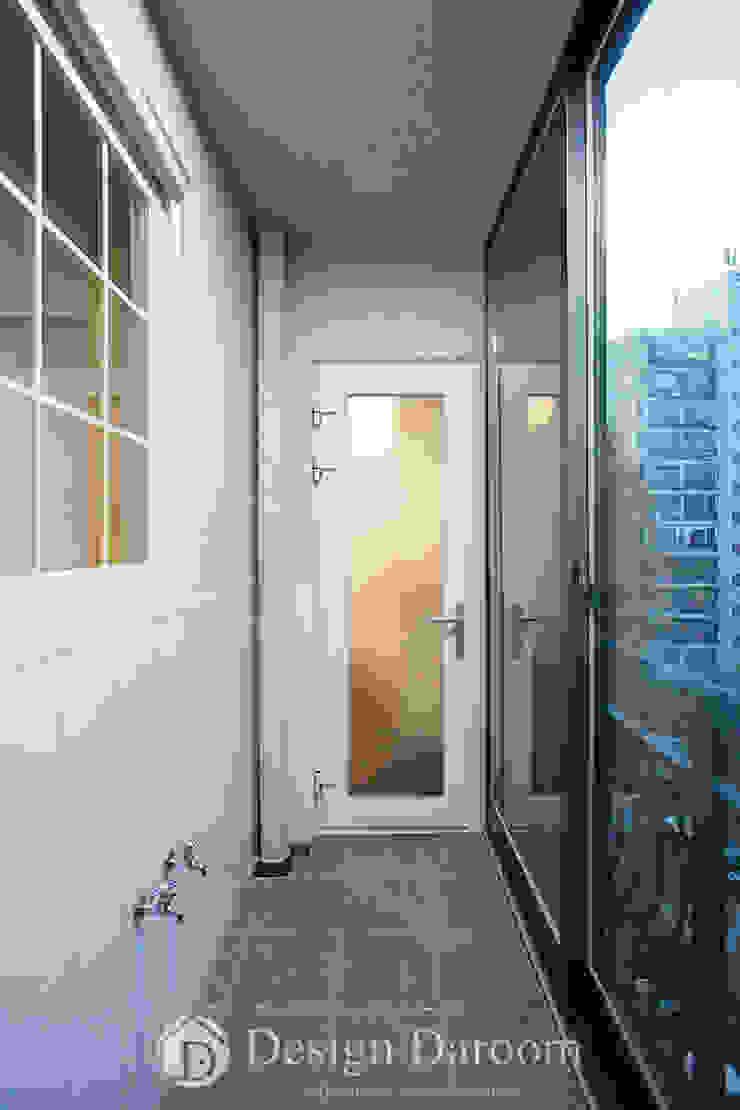 잠실 우성아파트 43py 다용도실 by Design Daroom 디자인다룸 모던