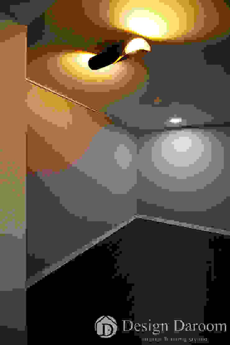 잠실 우성아파트 43py 팬트리방 모던스타일 침실 by Design Daroom 디자인다룸 모던