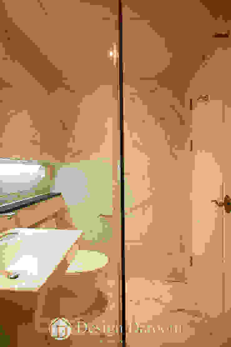 잠실 우성아파트 43py 거실 욕실 모던스타일 욕실 by Design Daroom 디자인다룸 모던