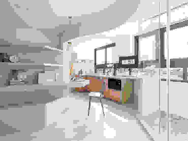 Hebbe 寓子設計 廚房