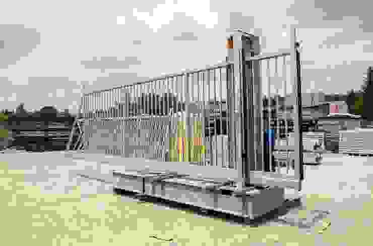 Rakstal - Bramy i ogrodzenia Garden Fencing & walls Aluminium/Zinc