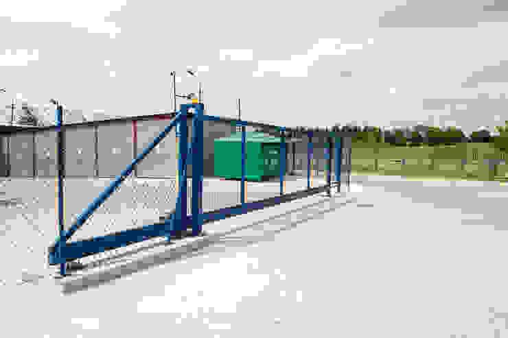 Rakstal - Bramy i ogrodzenia Garden Fencing & walls Iron/Steel