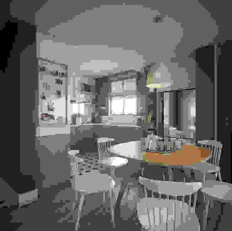 Kitchen by Onur Eroğuz Mimarlık Hizmetleri