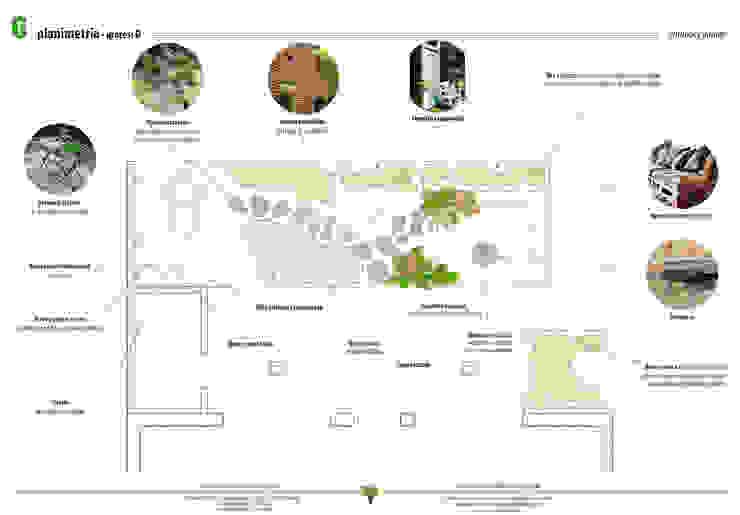 Oriana Leone Landscape Architect Rustic style gardens