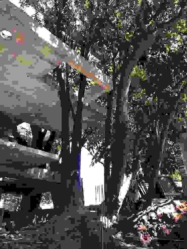 Multiespacios PA42 de Rr+a bureau de arquitectos - La Plata Moderno Hierro/Acero