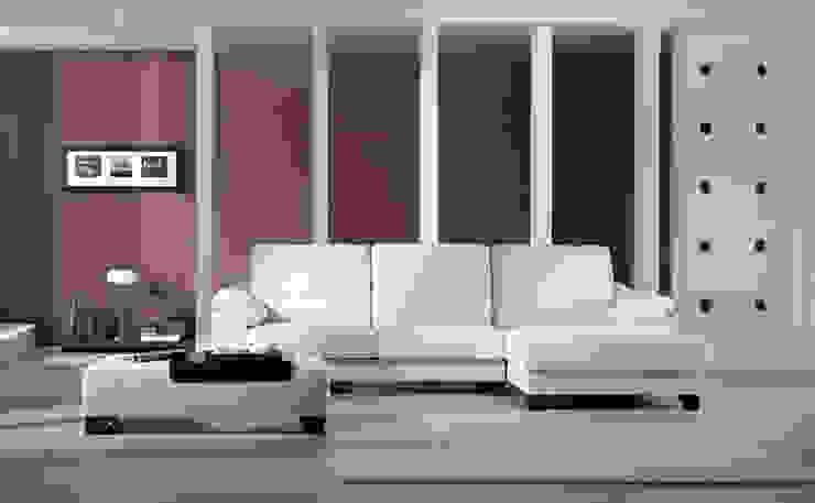 Sala Home Desing Boutique Salas modernas Blanco